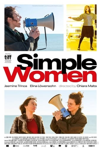 Poster of Simple Women