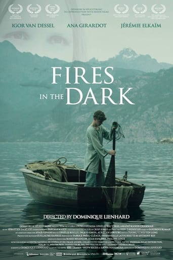 Poster of Fires in the Dark