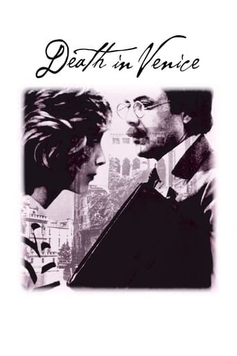 Poster of Death in Venice