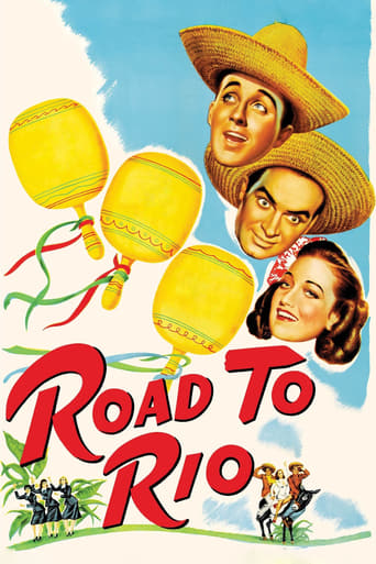 Poster of Road to Rio