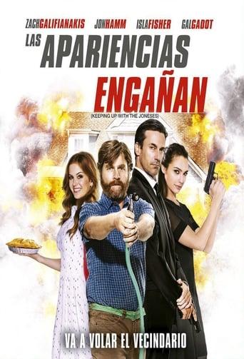 Poster of Las apariencias engañan