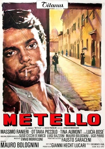 Poster of Metello