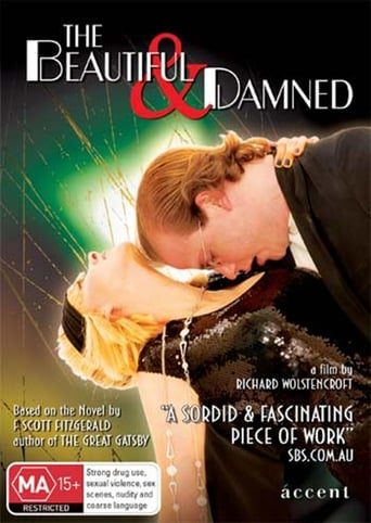 Poster of The Beautiful and Damned