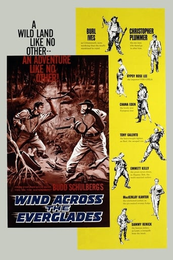 Poster of Wind Across the Everglades