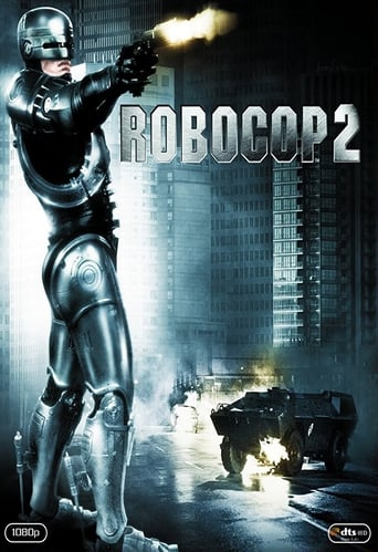 Poster of RoboCop 2