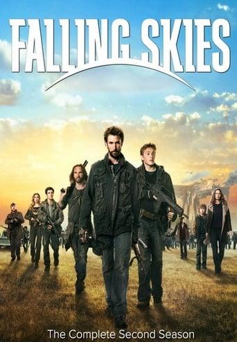 Krintantis dangus / Falling Skies (2012) 2 Sezonas