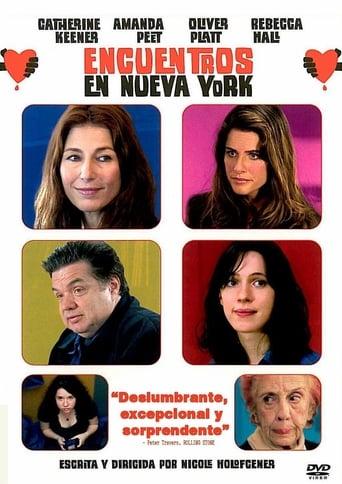 Poster of Encuentros en Nueva York