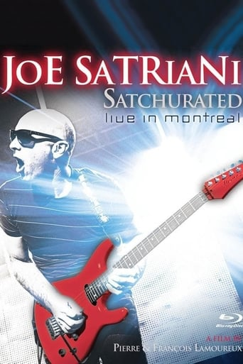 Poster of Joe Satriani: Satchurated - Live in Montreal