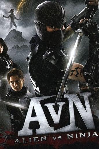 Poster of Alien vs. Ninja