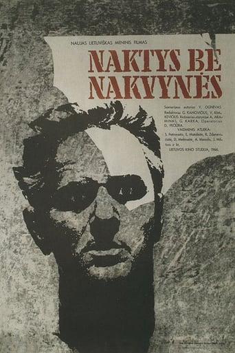 Poster of Naktys be nakvynės