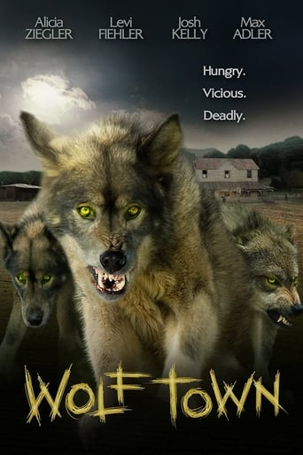 Poster of Wolf Town