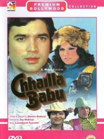 Poster of Chhailla Babu