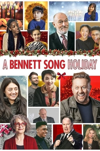 Poster of A Bennett Song Holiday