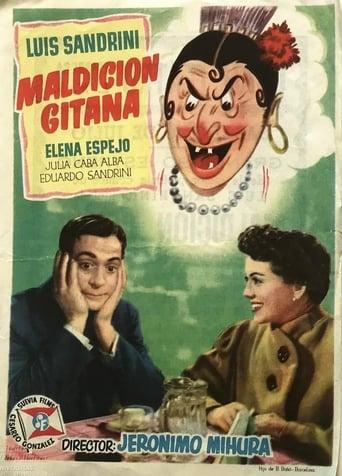 Poster of Maldición gitana