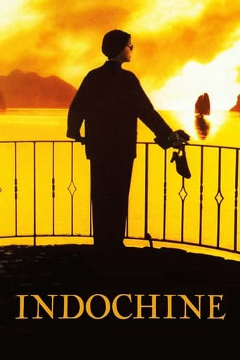 Poster of Indochine