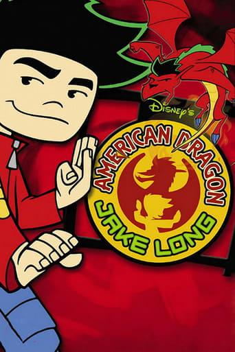 Poster of Americký Drak: Jake Long