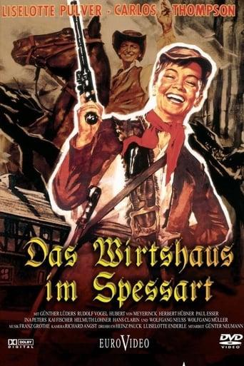 Poster of Das Wirtshaus im Spessart