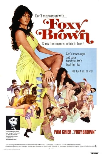 Poster of Foxy Brown