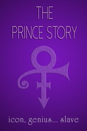 Poster of The Prince Story: Icon, Genius... Slave