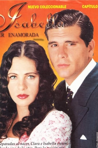 Poster of Isabella, mujer enamorada
