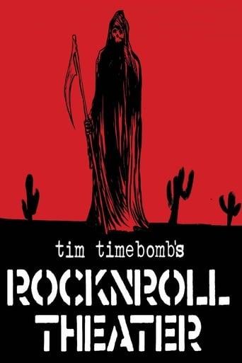 Poster of Tim Timebomb's RockNRoll Theater: Dante