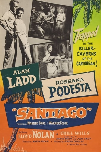 Poster of Santiago