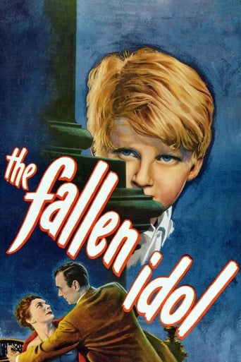 Poster of The Fallen Idol