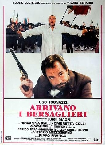 Poster of Arrivano i bersaglieri