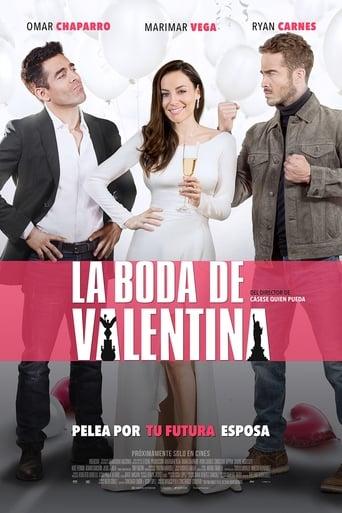 Poster of La Boda de Valentina