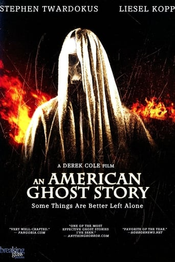 Poster of An American Ghost Story