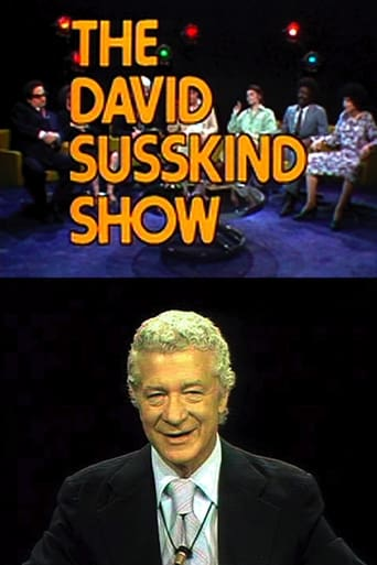 Poster of The David Susskind Show