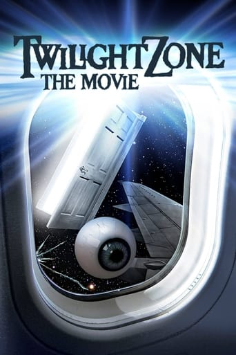 Poster of Twilight Zone: The Movie