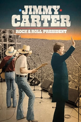 Poster of Jimmy Carter: Rock & Roll President