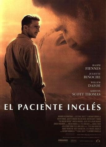 Poster of El paciente inglés