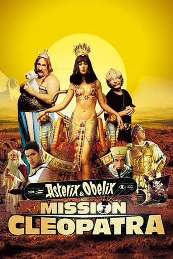 Poster of Asterix & Obelix: Mission Cleopatra