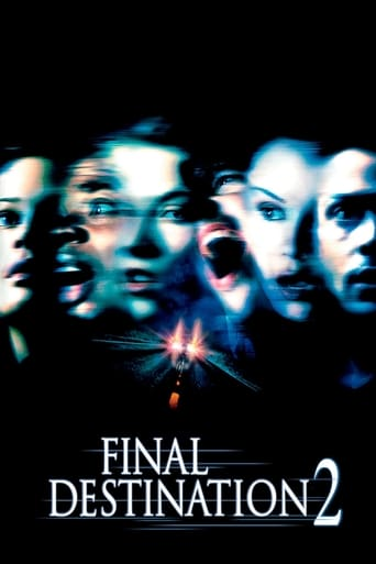 Poster of Final Destination 2