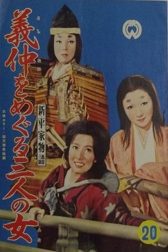 Poster of Three Women Around Yoshinaka