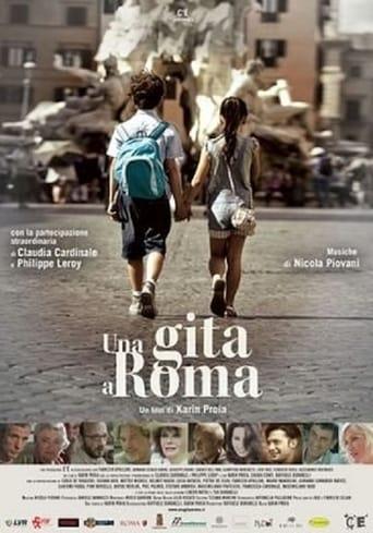 Poster of Una gita a Roma