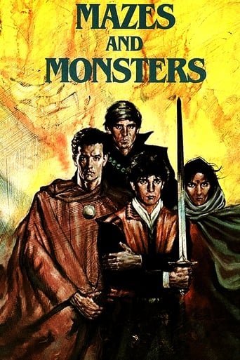 Poster of Mazes and Monsters