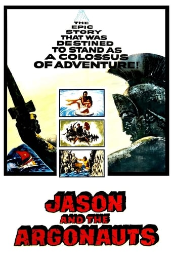 Poster of Jason and the Argonauts