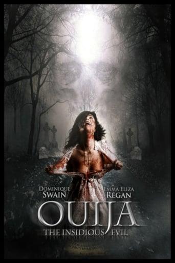 Poster of Ouija: The Insidious Evil