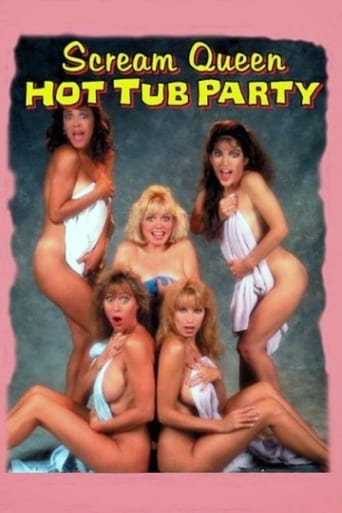 Poster of Scream Queen Hot Tub Party
