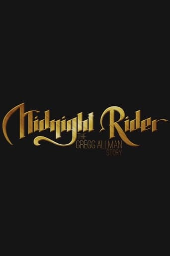Poster of Midnight Rider: The Gregg Allman Story