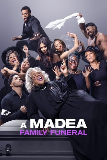 Poster of A Madea Family Funeral