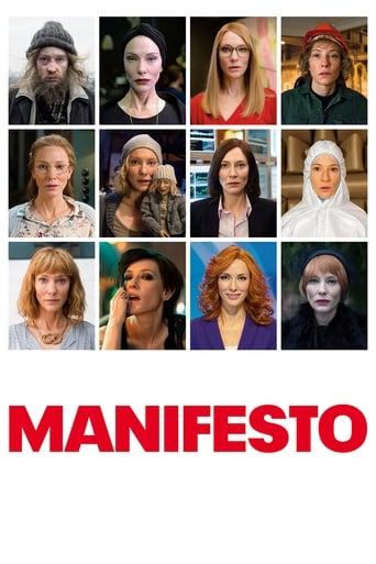 Poster of Manifesto