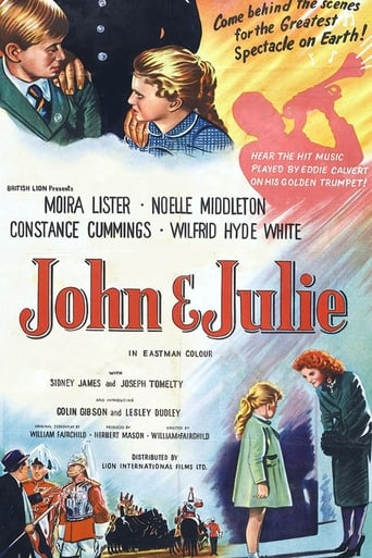 Poster of John and Julie