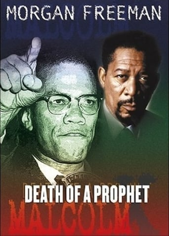 Poster of Death of a Prophet
