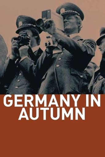 Poster of Germany in Autumn