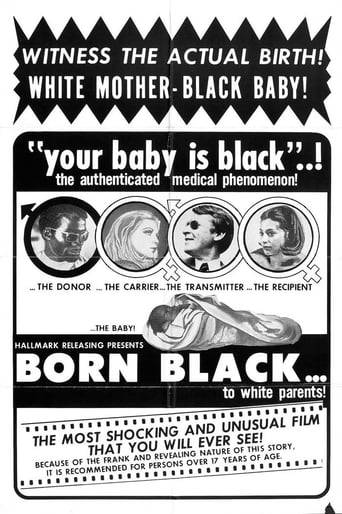 Poster of Born Black