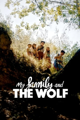 Poster of My Family and the Wolf